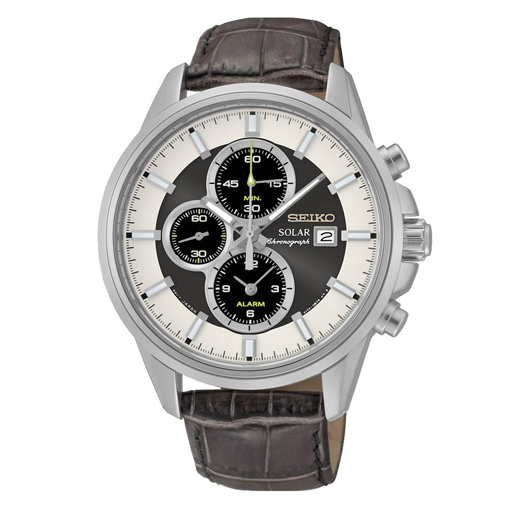 Seiko SSC259P1 horloge