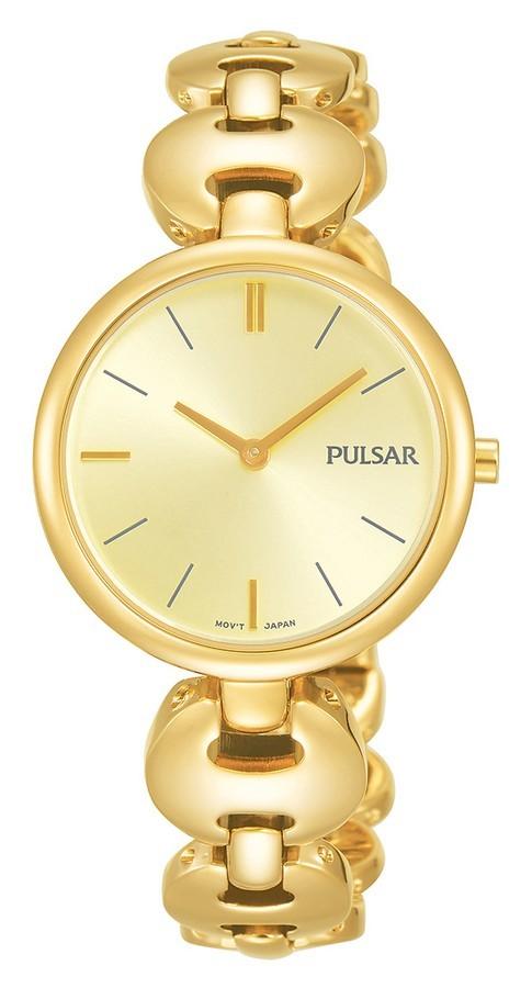 Pulsar dameshorloge Quartz Analoog 29 mm PM2266X1