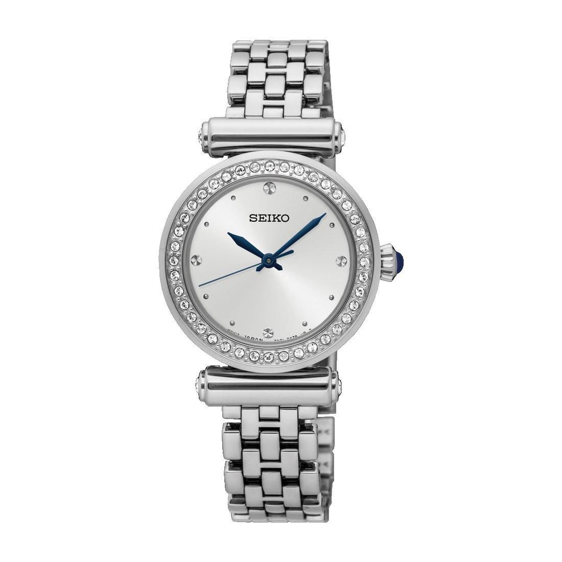 Seiko SRZ465P1 Dames quartz horloge