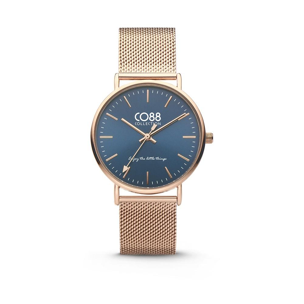 CO88 Collection 8CW-10014 - Horloge - Mesh - rosékleurig - 36 mm