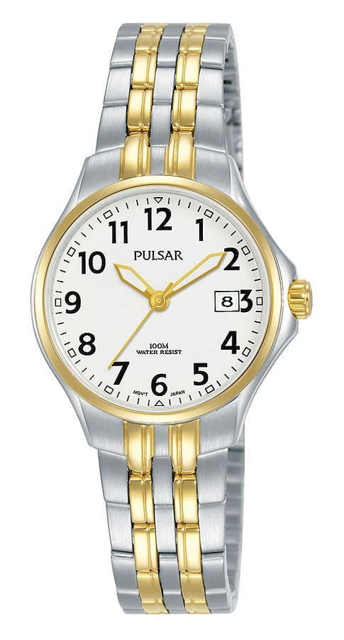 Pulsar dameshorloge Quartz Analoog 26 mm PH7488X1