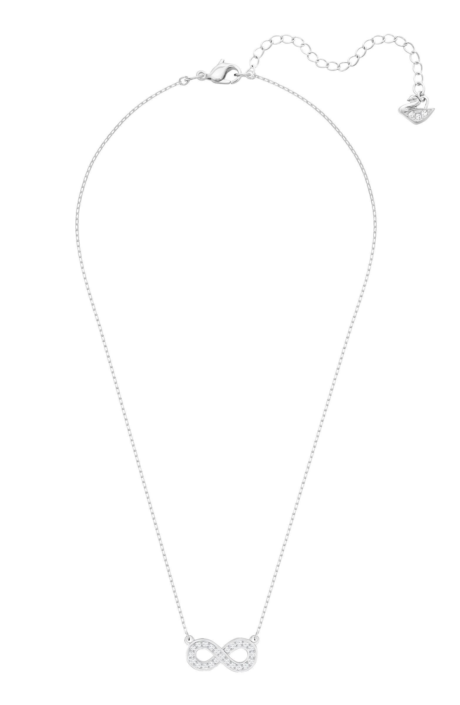 Swarovski Ketting Infinity 5358777
