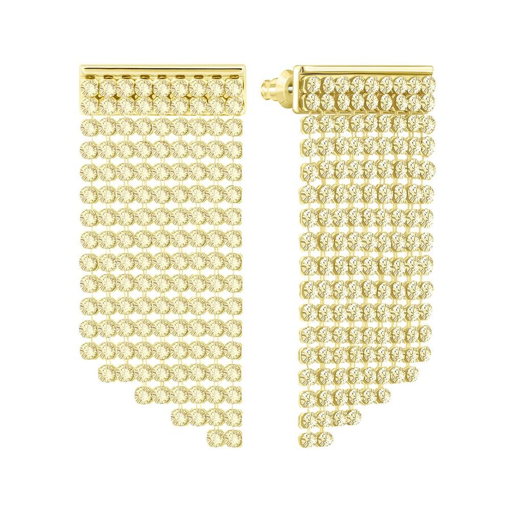 Swarovski Oorbellen Fit Gold 5360978