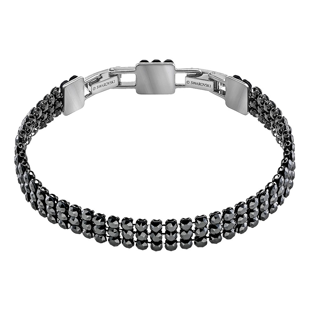 Swarovski Armband Fit Bangle Black 16,5 cm 5363517