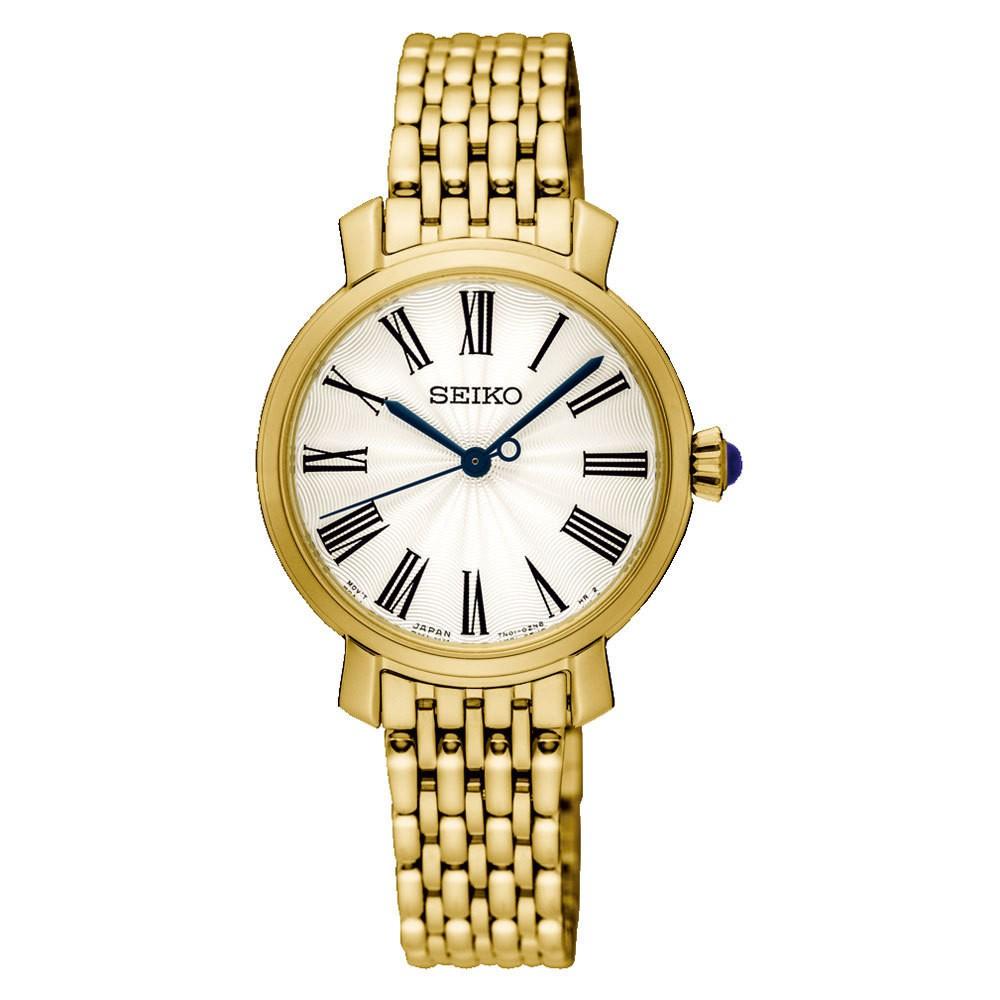 Seiko SRZ498P1 Dames quartz horloge