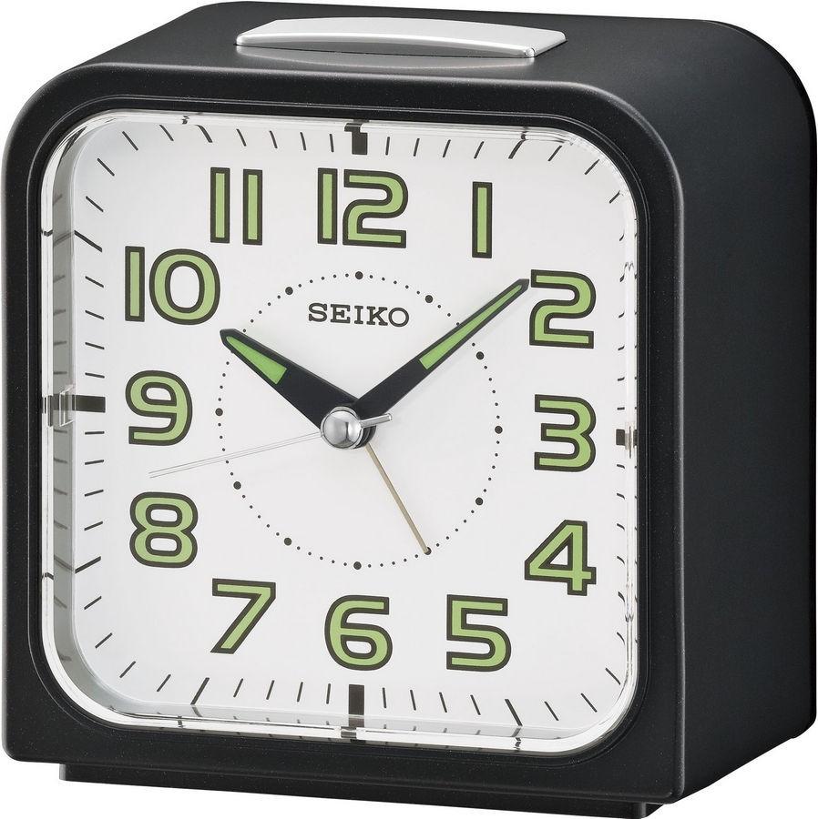 Seiko (Reis)wekker QHK025J Snooze en alarm