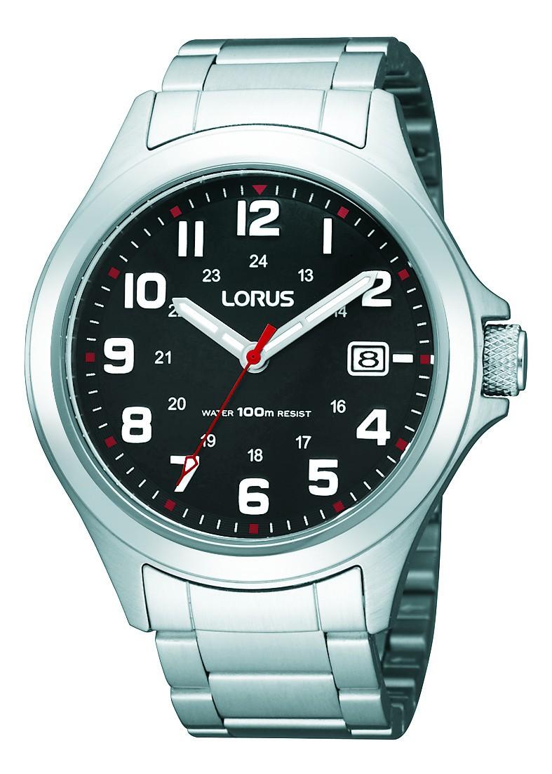 Lorus RXH01IX9 Herenhorloge 41 mm
