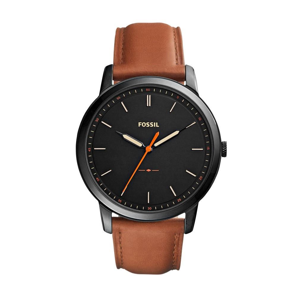 Fossil FS5305 The Minimalist Heren horloge