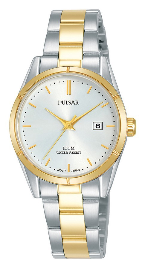 Pulsar dameshorloge Quartz Analoog 28 mm PH7474X1