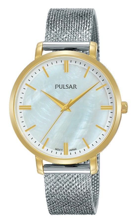 Pulsar dameshorloge Quartz Analoog 33 mm PH8460X1