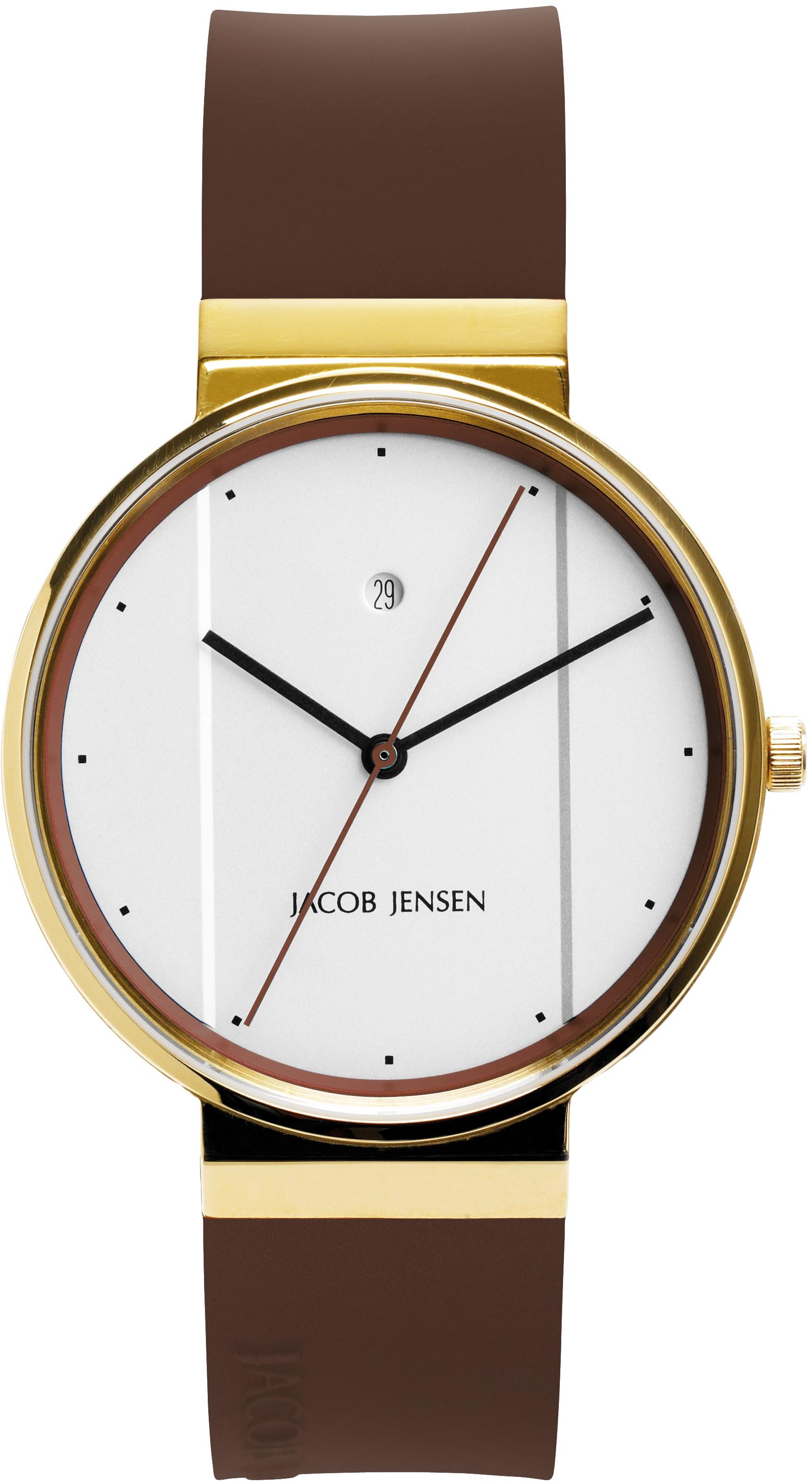 Jacob Jensen 758 Horloge new Line 35 mm