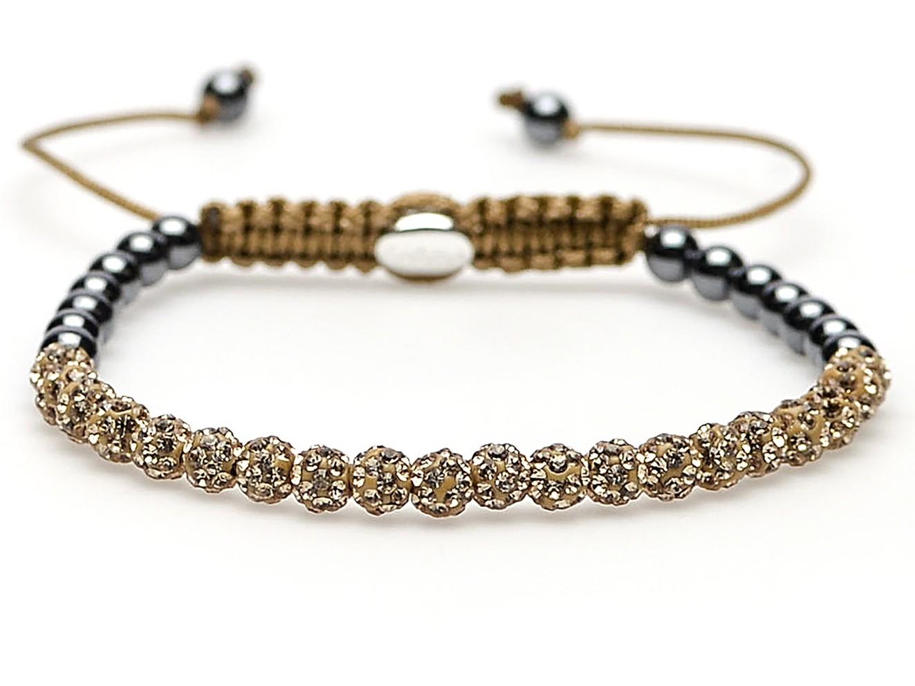 Karma Armband Spiral Eldorado Crystal' XXS 84143