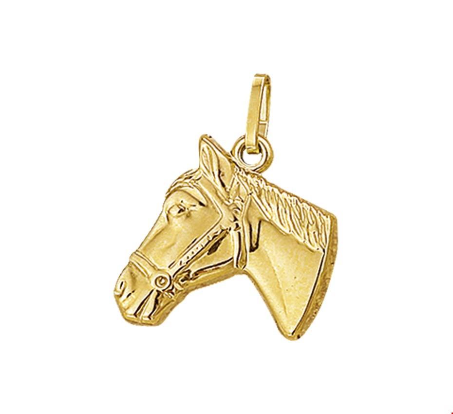 Bedel Paardenhoofd Goud