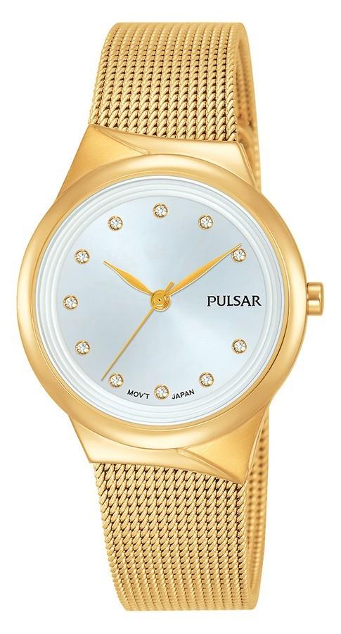 Pulsar dameshorloge Quartz Analoog 30 mm PH8440X1
