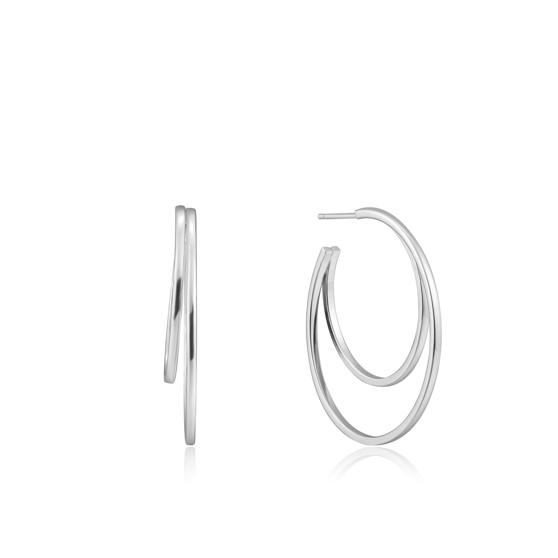 Ania Haie E023-10H oorbellen Zilver Zilverkleurig