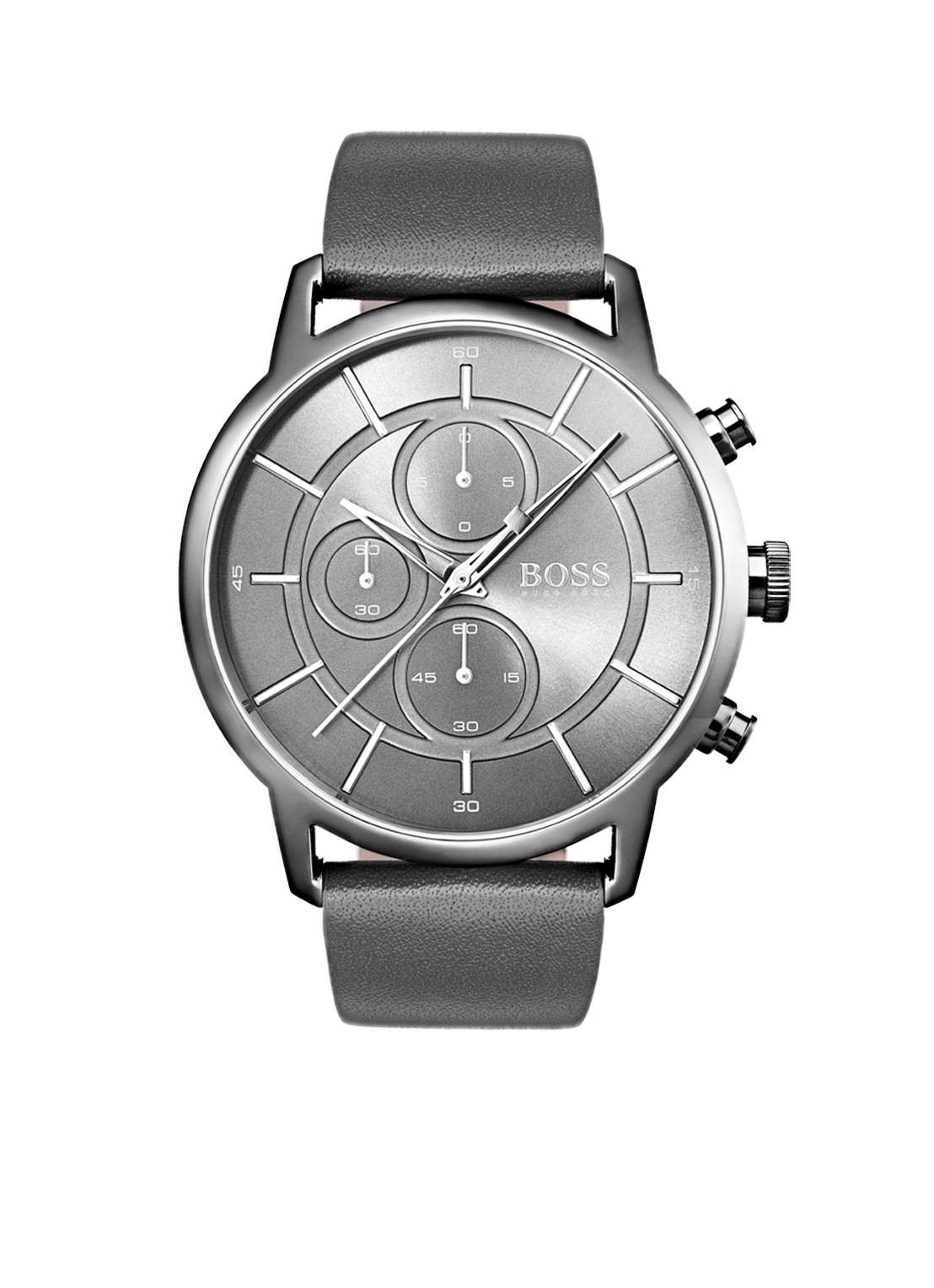 Hugo Boss HB1513570 Architectural Herenhorloge 44 mm