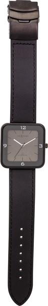 Horloge NeXtime Square Wrist zwart