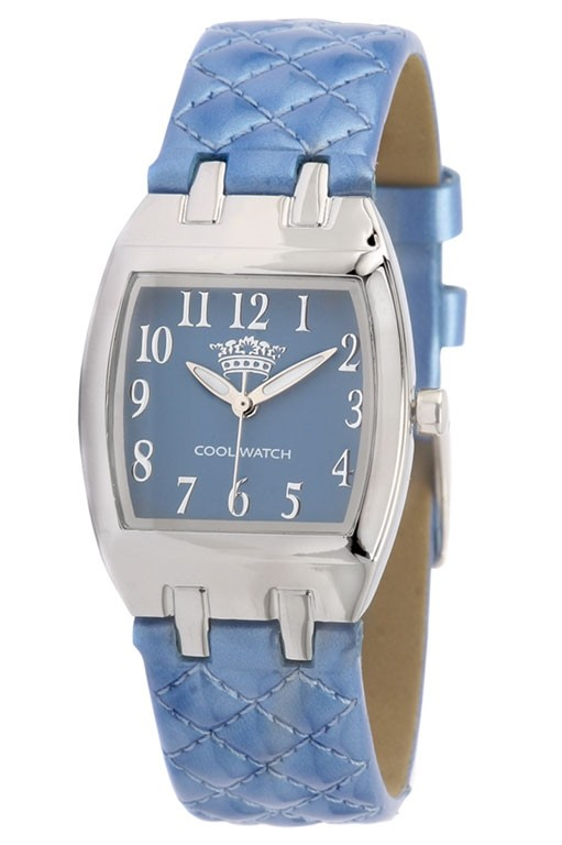 Coolwatch kinderhorloge 'Chester' lichtblauw CW.164