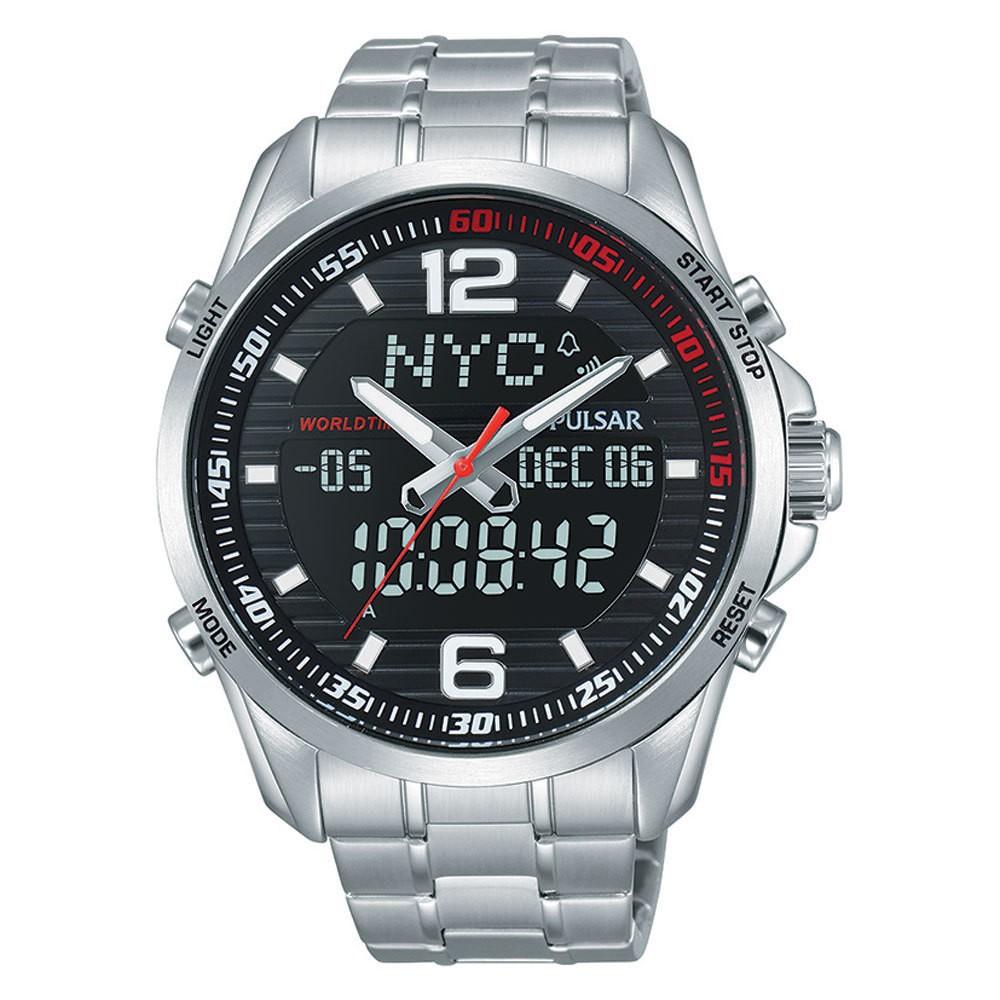 Pulsar PZ4001X1 Heren Chronograaf horloge