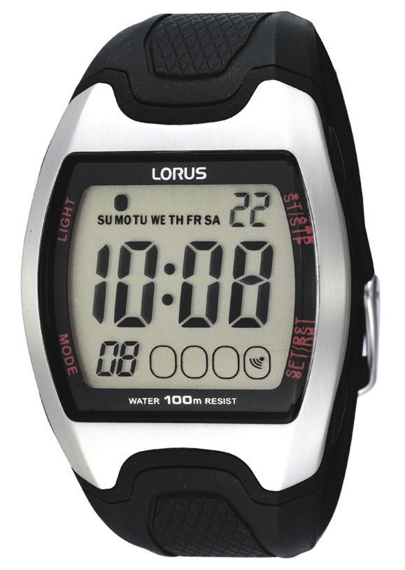 Lorus R2327CX9 heren horloge