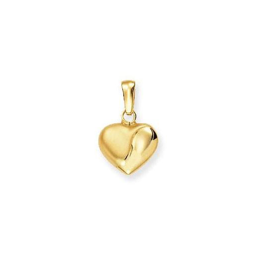 Glow Gouden Hanger/Bedel Hart 230.0024.00