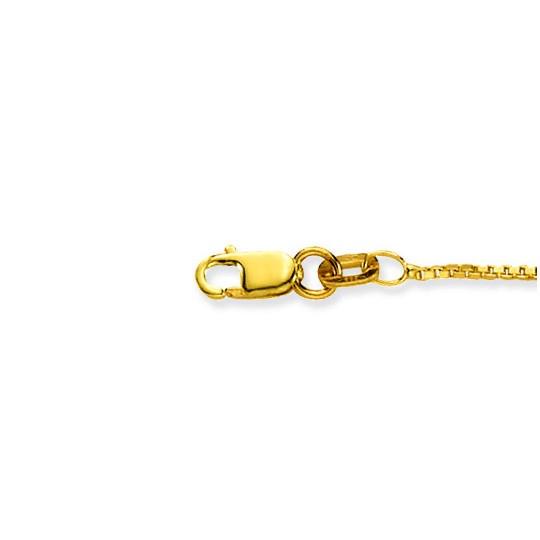 Glow Gouden Lengtecollier - Venetiaans 0.9 Mm 201.1145.30