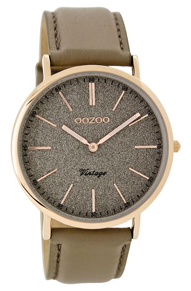 OOZOO Horloge Vintage 40 mm C8195