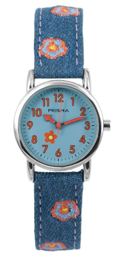 Coolwatch Kinderhorloge 'Denim Blauw' CW.323