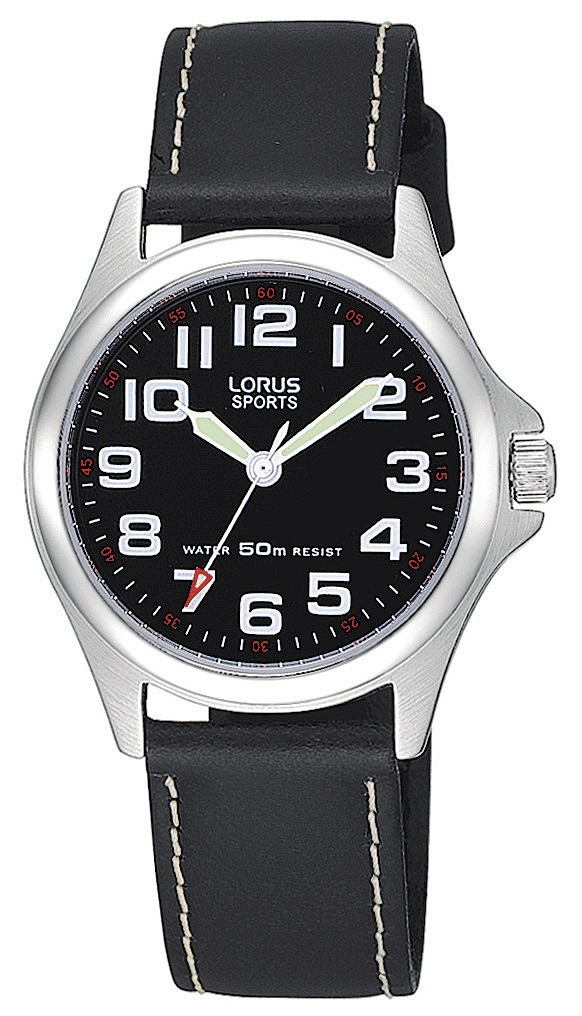 Lorus RRS53LX9 Dames horloge