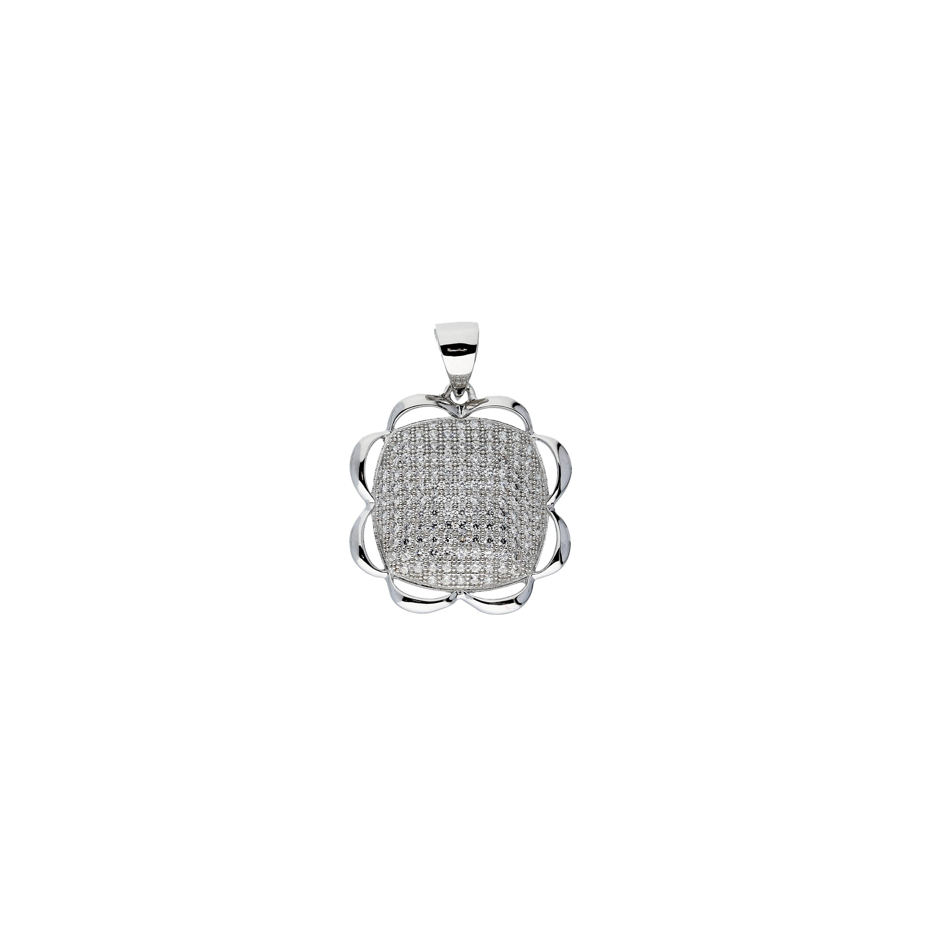 Classics Hanger zilver met zirconia 120.5383.00
