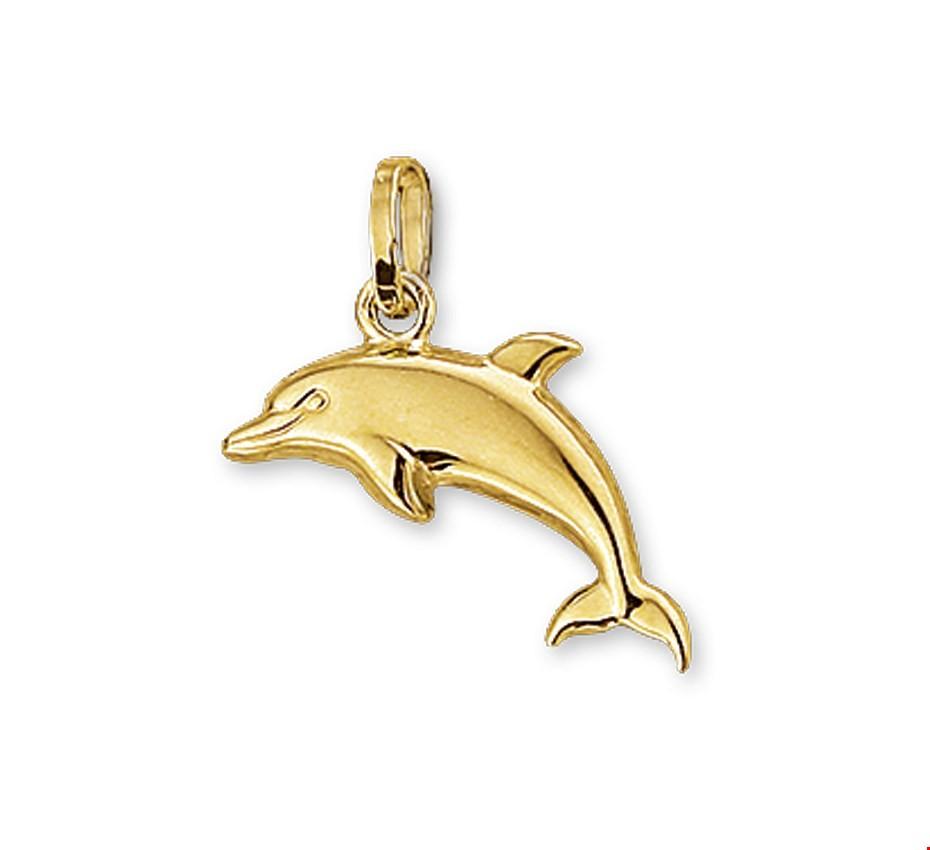 Bedel Dolfijn Goud