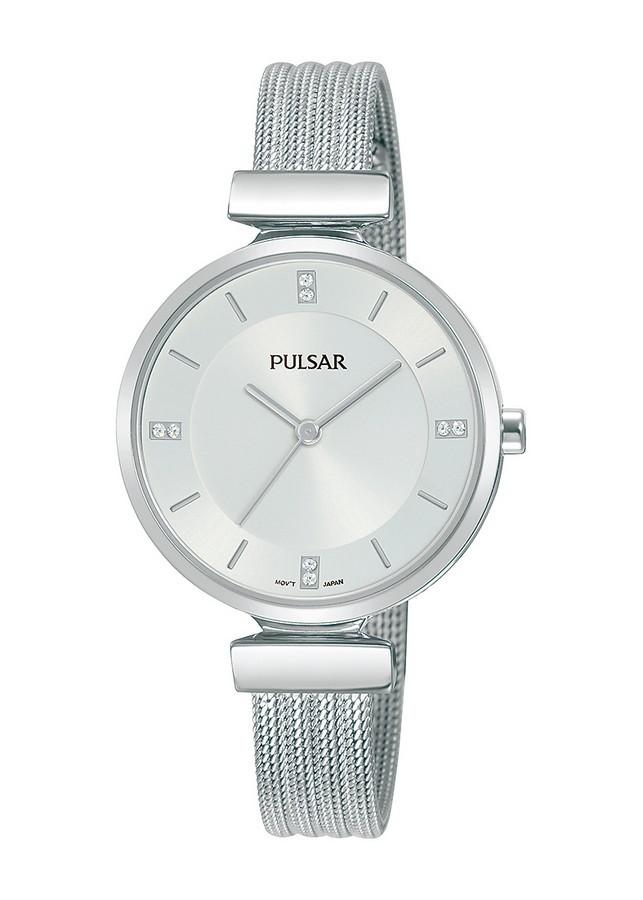 Pulsar dameshorloge Quartz Analoog 30 mm PH8467X1