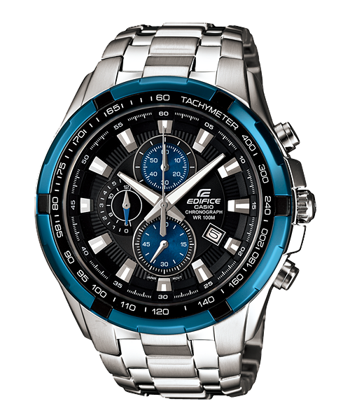 Casio EF-539D-1A2VEF Edifice Chronograaf  53 mm