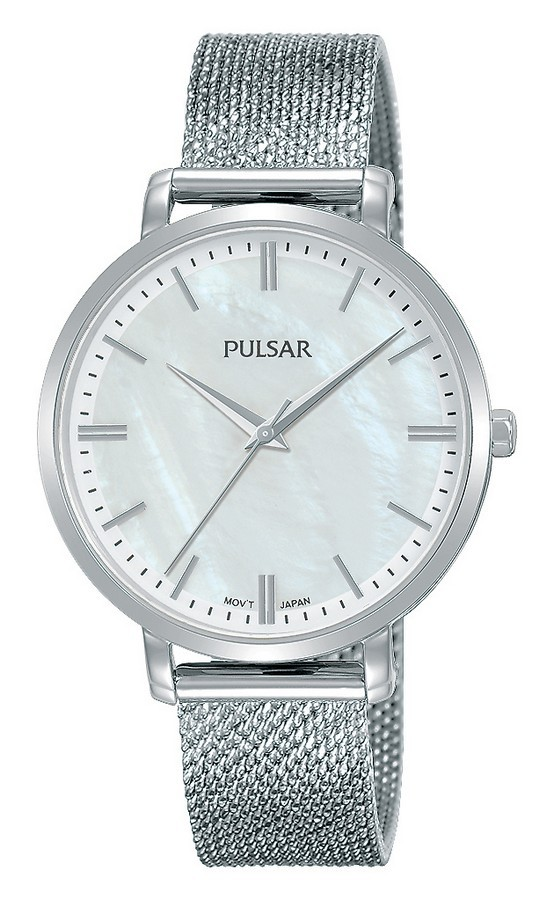Pulsar dameshorloge Quartz Analoog 33 mm PH8459X1