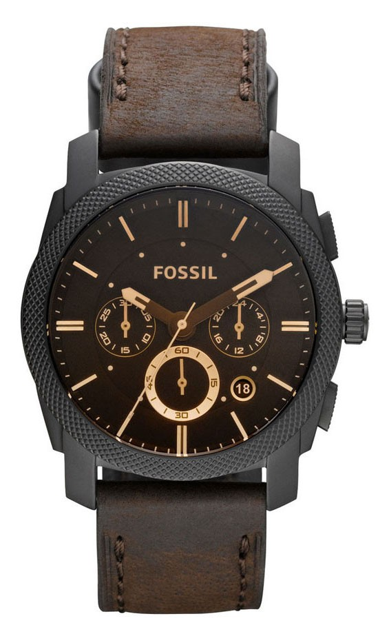Fossil Herenhorloge Better Men's Dress Chronograaf FS4656