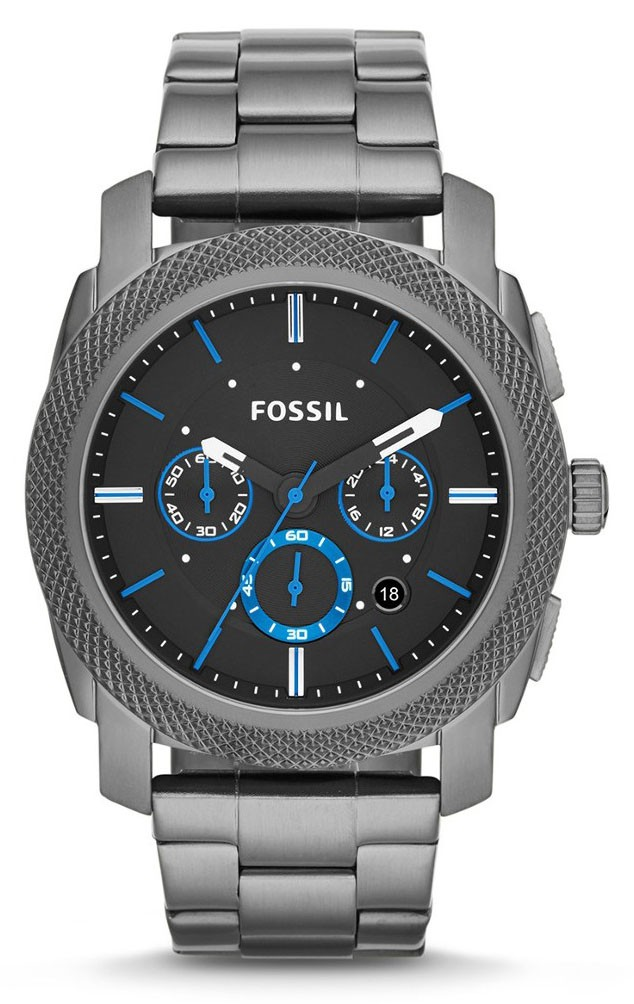 Fossil FS4931 Herenhorloge Machine 45 mm