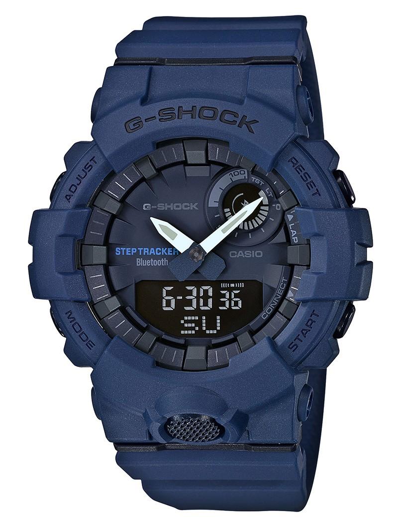 Casio G-Shock GBA-800-2AER  Steptracker Bluetooth 48 mm
