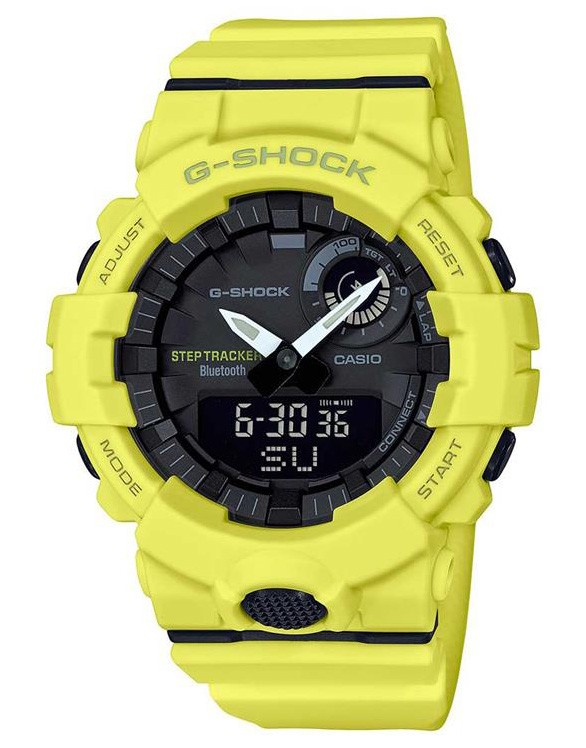 Casio G-Shock Steptracker met Smartphonelink GBA-800-9AER
