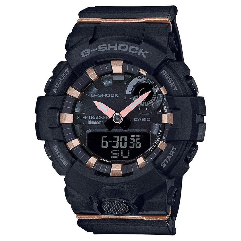 Casio G-Shock dames- herenhorloge GMA-B800-1AER 45 mm