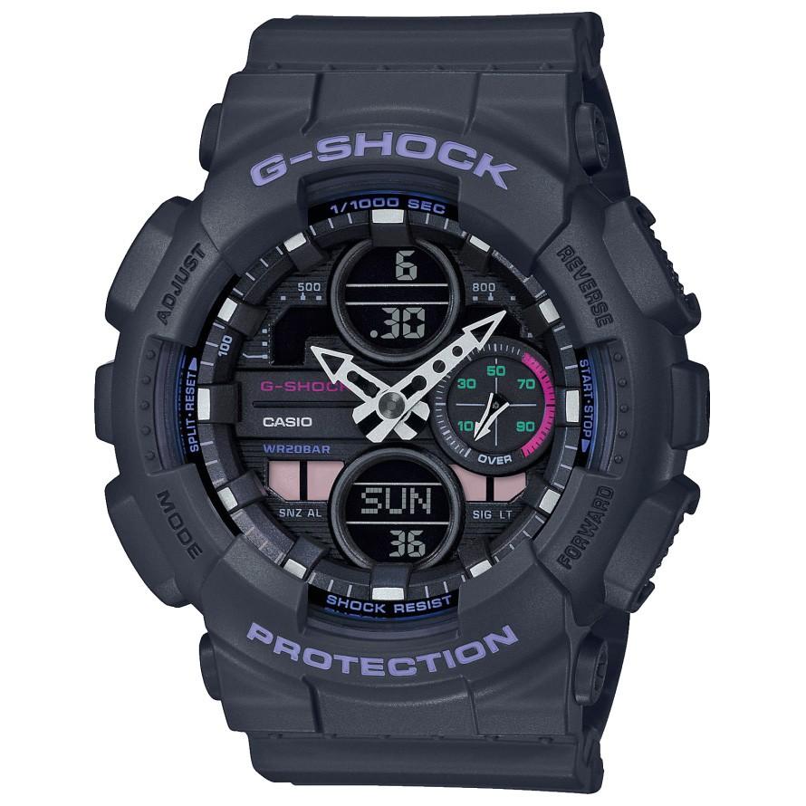 Casio G-Shock GMA-S140-8AER Dames- herenhorloge 46 mm