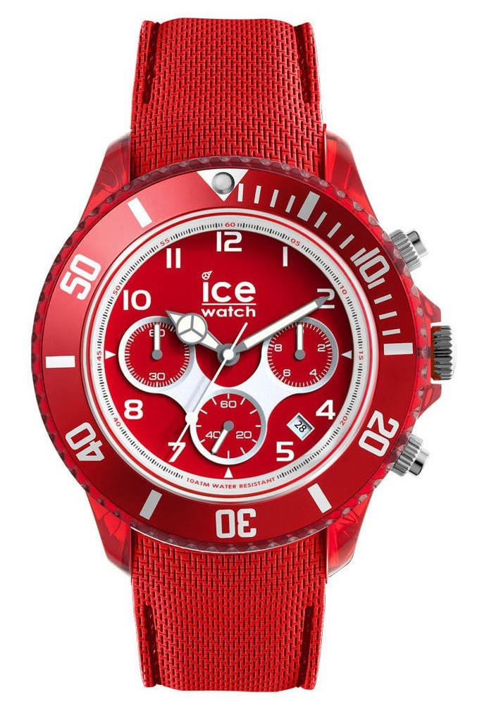 Ice-Watch horloge Dune Forever Red Large IW014219