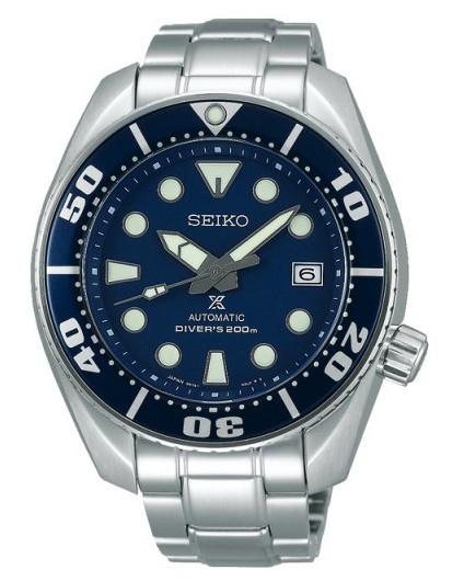 Seiko Herenhorloge Automaat 'Prospex' SBDC033J