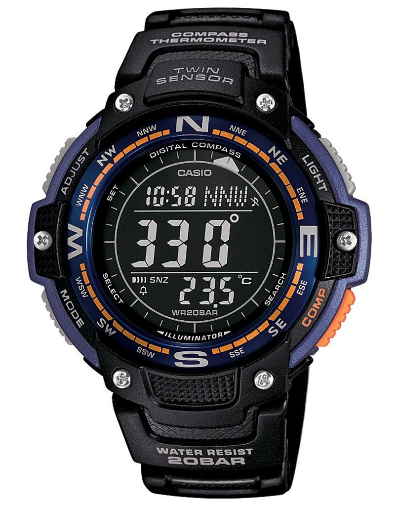 Casio G-Shock Twin Sensor SGW-100-2BER