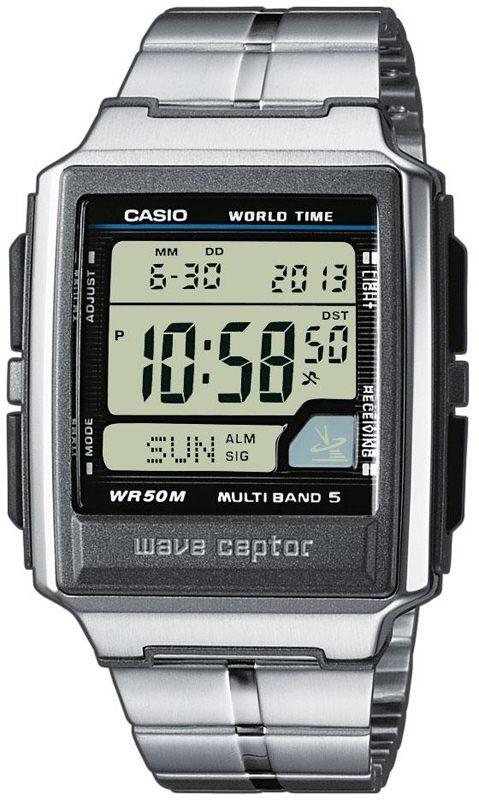 Casio WV-59DE-1AVEF Horloge Zendergestuurd 39 mm