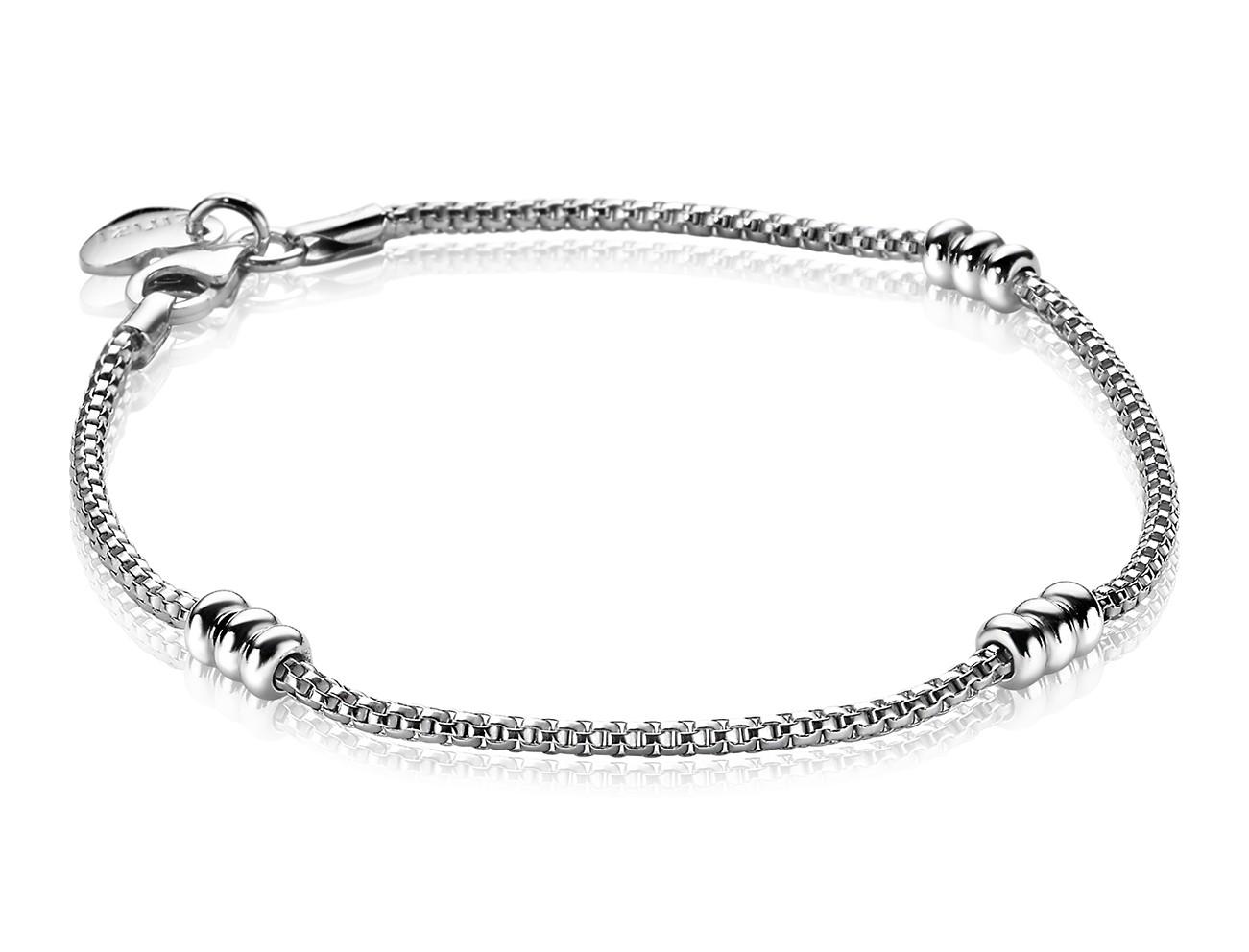 Zinzi Armband zilver 17 cm ZIA1421