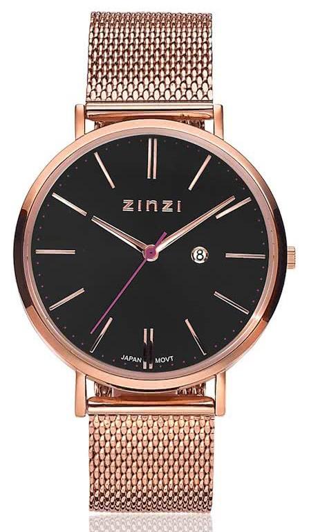 Zinzi horloge Retro + gratis armband 38 mm ZIW404M