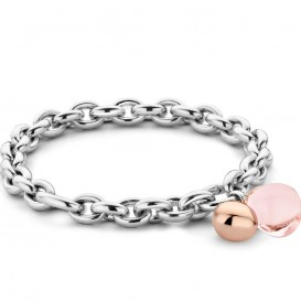 Ti Sento - Milano 2895NU zilveren armband