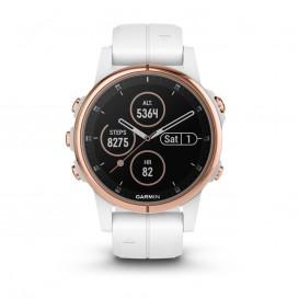 Garmin 010-01987-07 Fenix 5S PLUS Multisport GPS Smartwatch