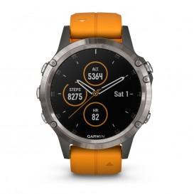 Garmin 010-01988-05 Fenix 5 PLUS Multisport GPS Smartwatch