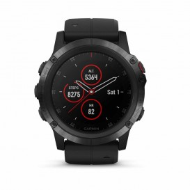 Garmin 010-01989-01 Fenix 5X PLUS Multisport GPS